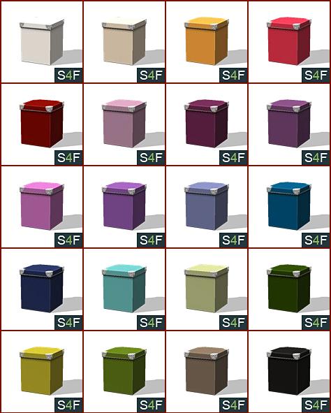 Deco Boxes