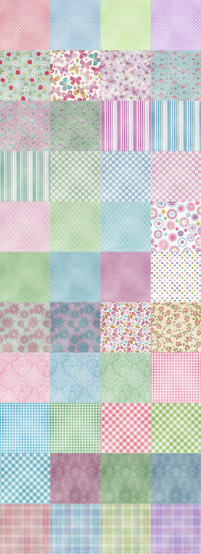 Fabrics Shabby Chic